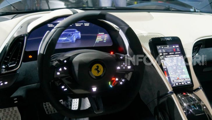 Video anteprima Ferrari Roma, la nuova dolce vita su ruote - Foto 29 di 52