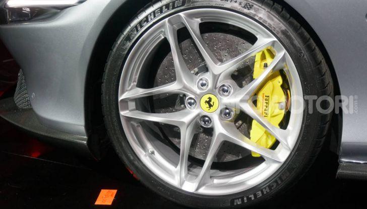 Video anteprima Ferrari Roma, la nuova dolce vita su ruote - Foto 32 di 52