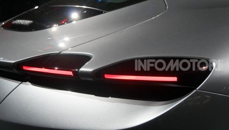 Video anteprima Ferrari Roma, la nuova dolce vita su ruote - Foto 37 di 52