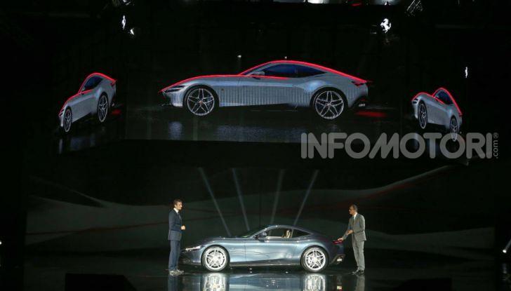 Video anteprima Ferrari Roma, la nuova dolce vita su ruote - Foto 51 di 52