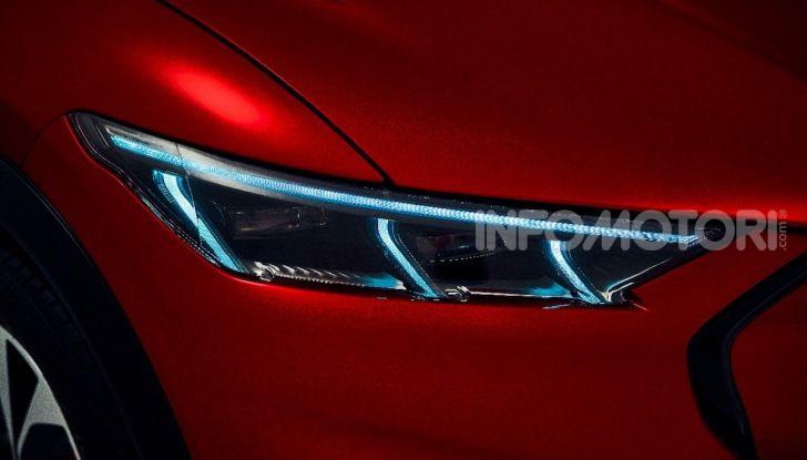 Ford Mustang Mach-E: per il SUV elettrico servono 50.000 euro - Foto 10 di 20