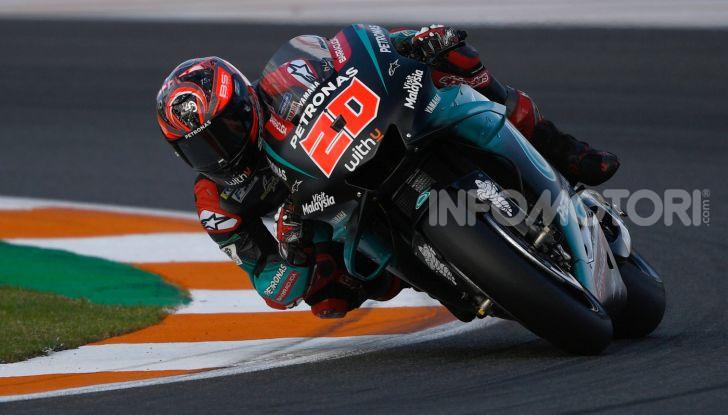 MotoGP 2019, GP di Valencia: Quartararo al comando delle libere davanti a Vinales e Marquez - Foto 4 di 10