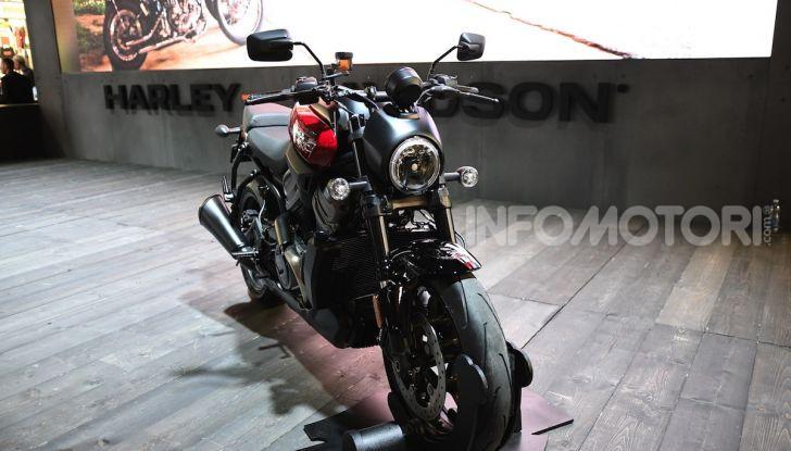 Harley-Davidson Bronx 2020: in arrivo una streetfighter da 975cc - Foto 4 di 9