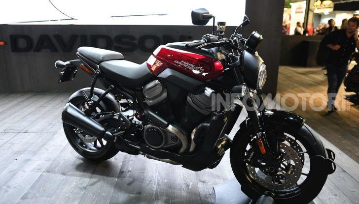Harley-Davidson Bronx 2020: in arrivo una streetfighter da 975cc - Foto 1 di 9