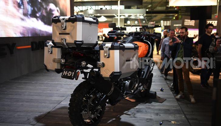 Harley-Davidson Pan America 2020: la nuova Adventure Touring con motore Revolution Max - Foto 7 di 14