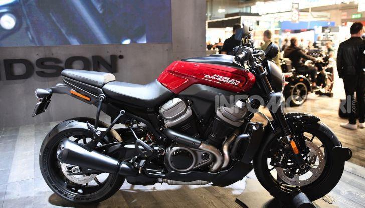 Harley-Davidson Bronx 2020: in arrivo una streetfighter da 975cc - Foto 2 di 9