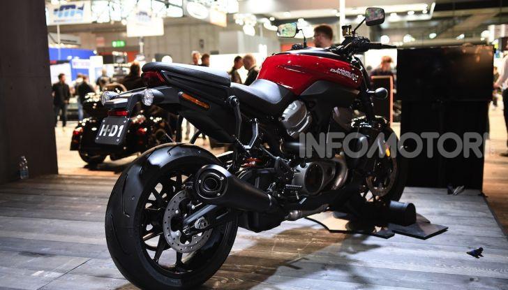 Harley-Davidson Bronx 2020: in arrivo una streetfighter da 975cc - Foto 3 di 9