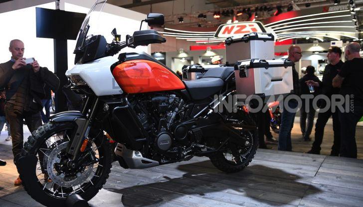 Harley-Davidson Pan America 2020: la nuova Adventure Touring con motore Revolution Max - Foto 1 di 14