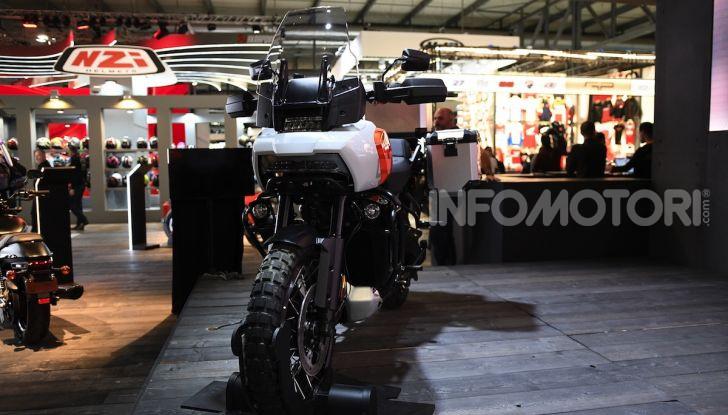 Harley-Davidson Pan America 2020: la nuova Adventure Touring con motore Revolution Max - Foto 2 di 14