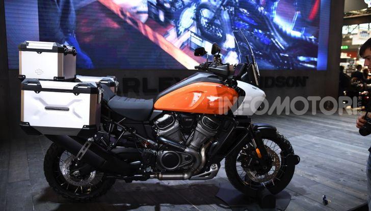Harley-Davidson Pan America 2020: la nuova Adventure Touring con motore Revolution Max - Foto 3 di 14