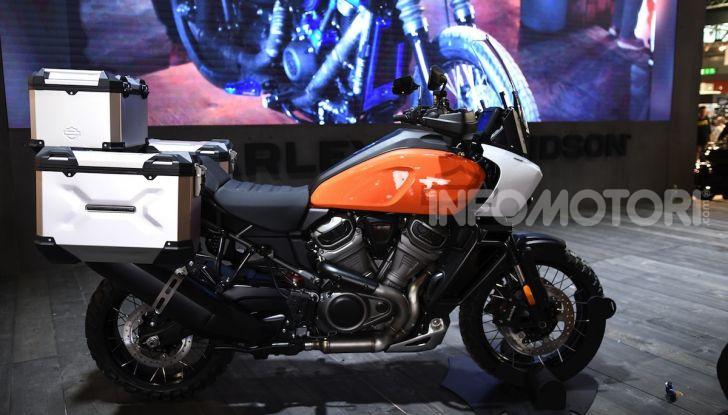 Harley-Davidson Pan America 2020: la nuova Adventure Touring con motore Revolution Max - Foto 4 di 14
