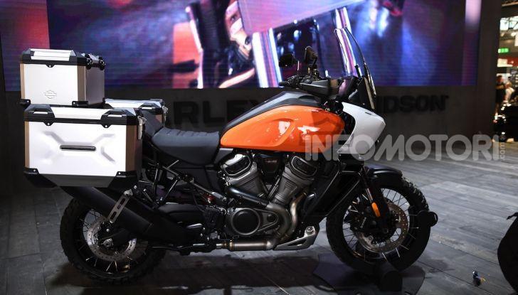 Harley-Davidson Pan America 2020: la nuova Adventure Touring con motore Revolution Max - Foto 5 di 14