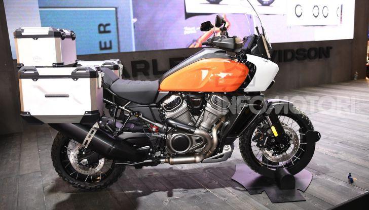 Harley-Davidson Pan America 2020: la nuova Adventure Touring con motore Revolution Max - Foto 6 di 14