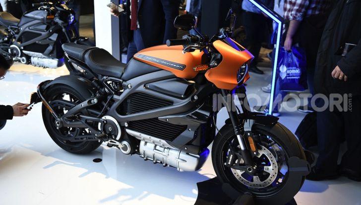 Cambio in casa Harley-Davidson: Matthew Levatich non è più il Ceo - Foto 16 di 29