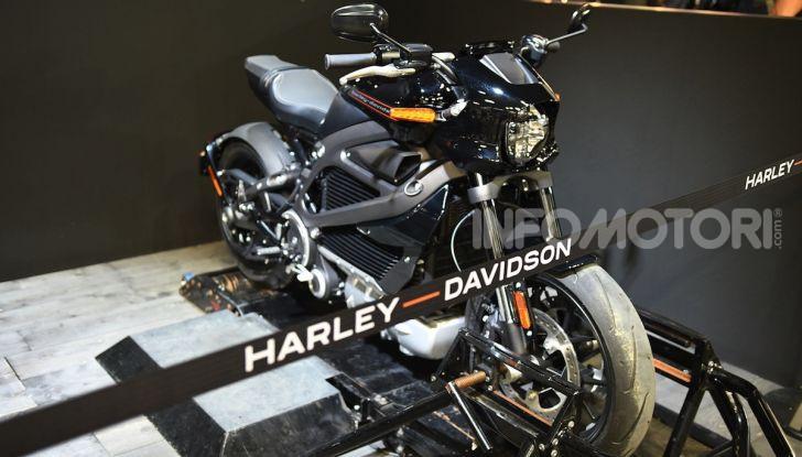 Cambio in casa Harley-Davidson: Matthew Levatich non è più il Ceo - Foto 24 di 29