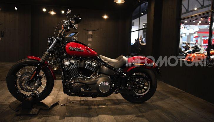 Cambio in casa Harley-Davidson: Matthew Levatich non è più il Ceo - Foto 27 di 29