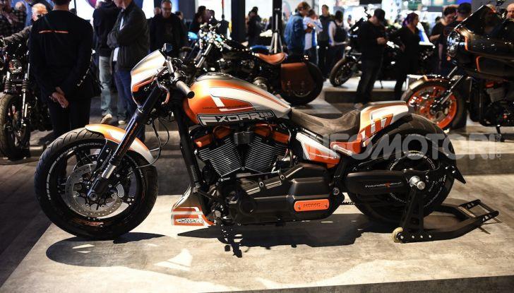 Cambio in casa Harley-Davidson: Matthew Levatich non è più il Ceo - Foto 13 di 29