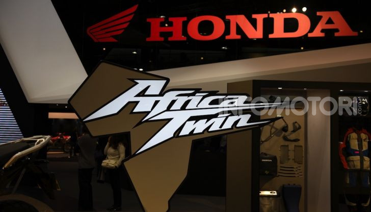 Honda Africa Twin 1100 2020: due versioni, più potenza, nuovo stile ed Euro 5 - Foto 4 di 35