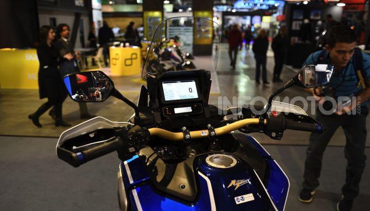 Honda Africa Twin 1100 2020: due versioni, più potenza, nuovo stile ed Euro 5 - Foto 14 di 35