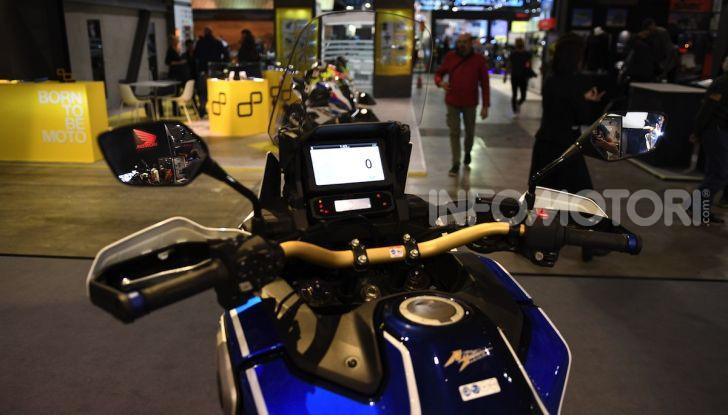Honda Africa Twin 1100 2020: due versioni, più potenza, nuovo stile ed Euro 5 - Foto 15 di 35