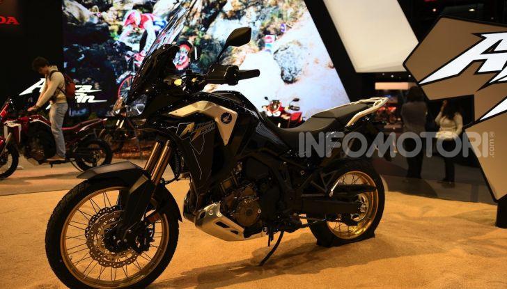 Honda Africa Twin 1100 2020: due versioni, più potenza, nuovo stile ed Euro 5 - Foto 5 di 35