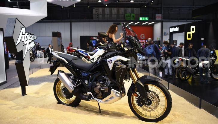 Honda Africa Twin 1100 2020: due versioni, più potenza, nuovo stile ed Euro 5 - Foto 6 di 35