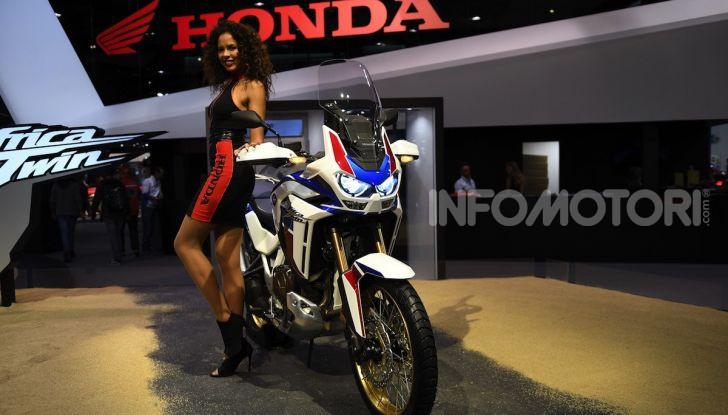 Honda Africa Twin 1100 2020: due versioni, più potenza, nuovo stile ed Euro 5 - Foto 1 di 35