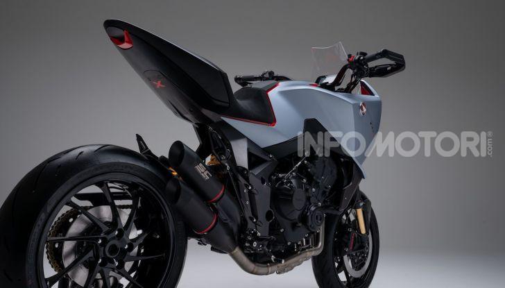 Honda CB4 X Concept: la moto che non c'era - Foto 14 di 20