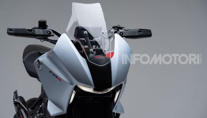 Honda CB4 X Concept: la moto che non c'era - Foto 16 di 20