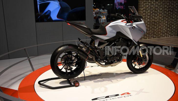 Honda CB4 X Concept: la moto che non c'era - Foto 2 di 20