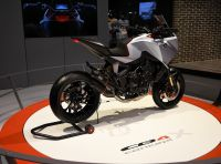 Honda CB4 X Concept: la moto che non c'era
