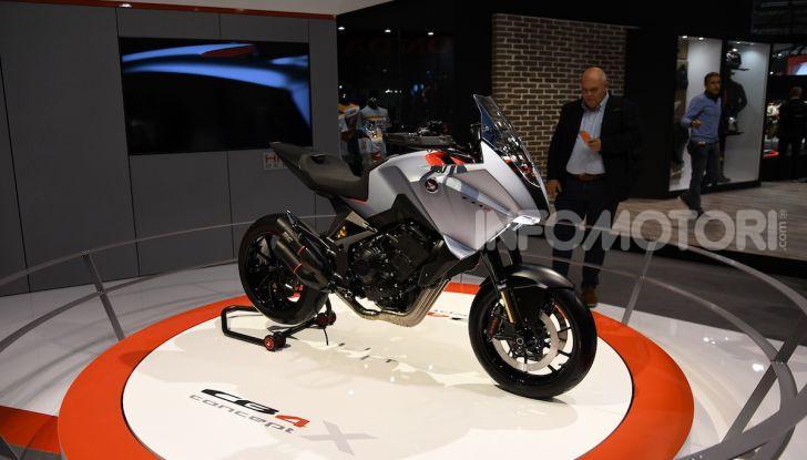 Honda CB4 X Concept: la moto che non c'era - Foto 4 di 20