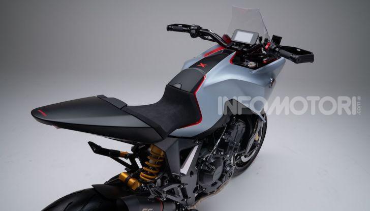 Honda CB4 X Concept: la moto che non c'era - Foto 13 di 20