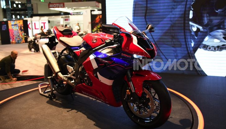 Honda CBR1000RR-R 2020: la nuova Superbike della Casa dell'Ala, anche in versione SP - Foto 32 di 42