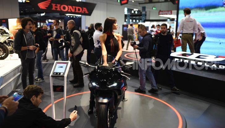 Honda CBR1000RR-R 2020: la nuova Superbike della Casa dell'Ala, anche in versione SP - Foto 41 di 42
