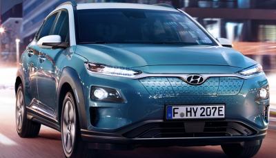 Hyundai testa a casa della Roma i motori del futuro