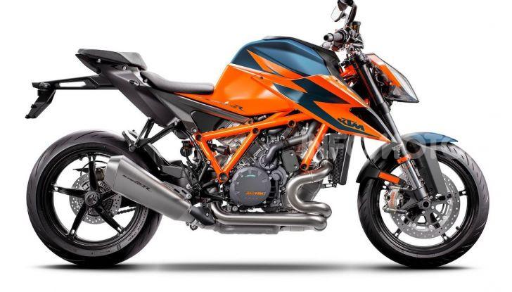 """KTM 1290 Superduke R 2020: la """"Bestia"""" arancione, atto terzo - Foto 8 di 8"""