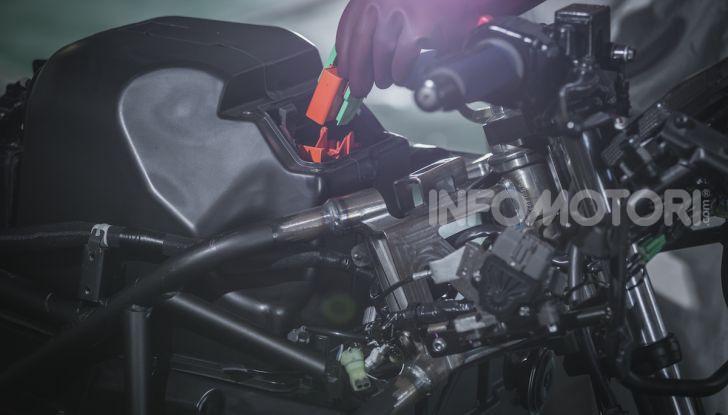 Kawasaki sempre più verde: arriva la prima moto elettirica di Akashi - Foto 3 di 12