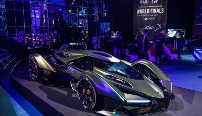 Lamborghini presenta la Lambo V12 Vision Gran Turismo