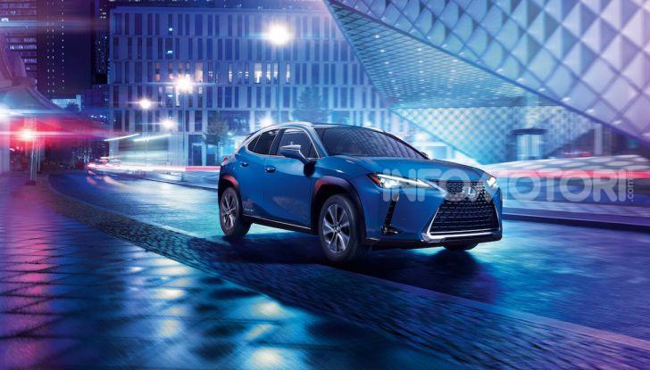 Lexus UX 300e: il SUV elettrico che non c'era - Foto 1 di 47