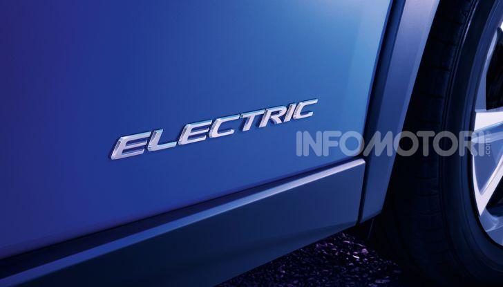 Lexus UX 300e: il SUV elettrico che non c'era - Foto 11 di 47