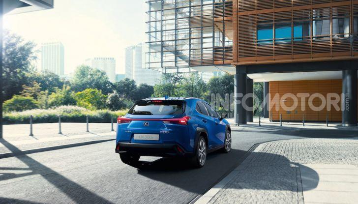 Lexus UX 300e: il SUV elettrico che non c'era - Foto 3 di 47