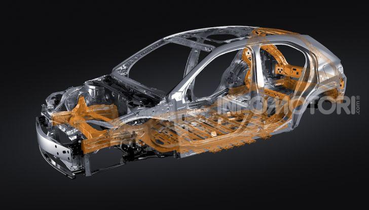 Lexus UX 300e: il SUV elettrico che non c'era - Foto 31 di 47