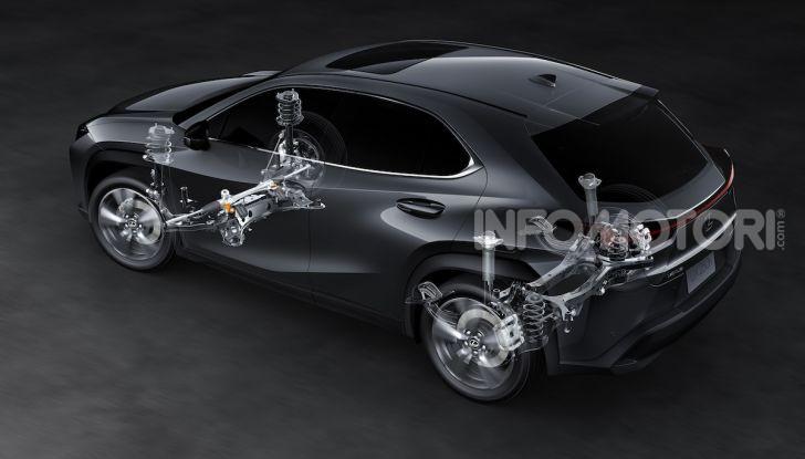 Lexus UX 300e: il SUV elettrico che non c'era - Foto 34 di 47