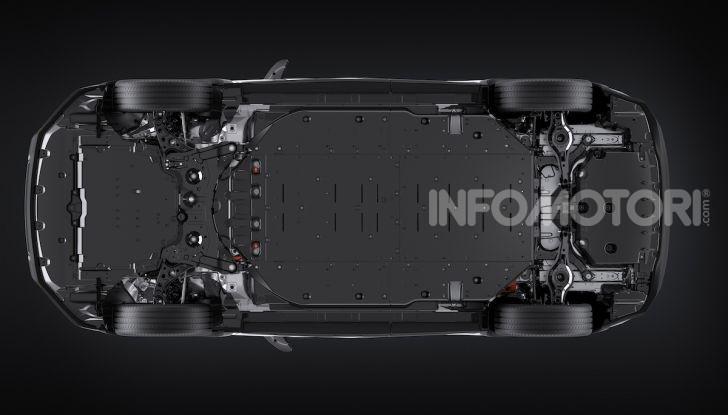 Lexus UX 300e: il SUV elettrico che non c'era - Foto 39 di 47