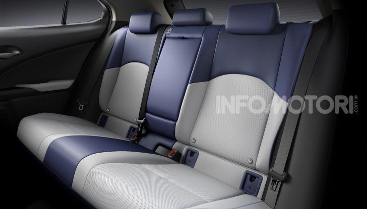 Lexus UX 300e: il SUV elettrico che non c'era - Foto 45 di 47