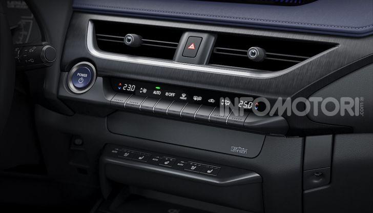 Lexus UX 300e: il SUV elettrico che non c'era - Foto 46 di 47