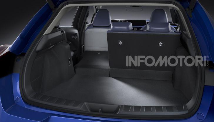 Lexus UX 300e: il SUV elettrico che non c'era - Foto 47 di 47