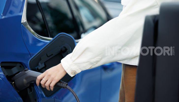 Lexus UX 300e: il SUV elettrico che non c'era - Foto 7 di 47