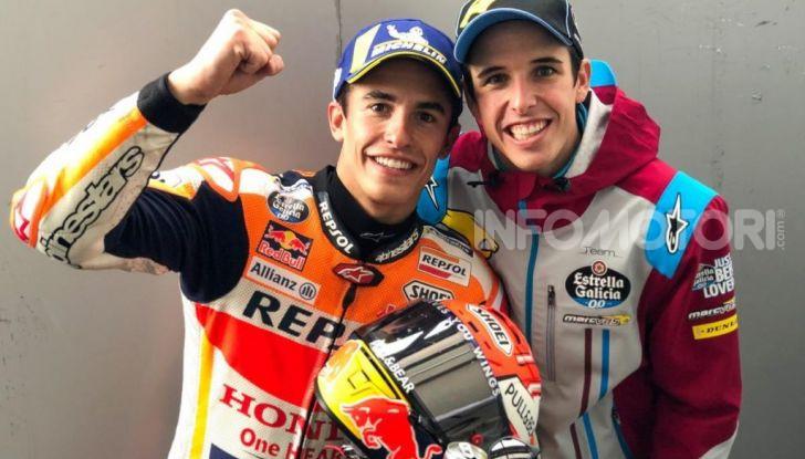 MotoGP: Alex Marquez farà coppia con Marc nel team Honda Repsol 2020 - Foto 3 di 8